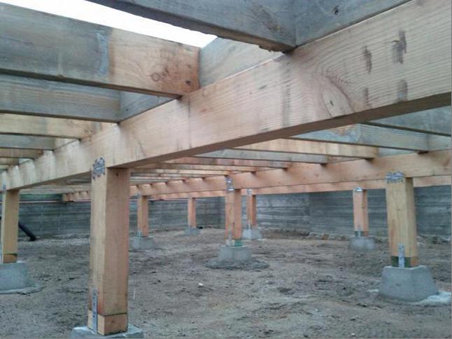 Ленточно столбчатый фундамент – пошаговая инструкция возведения с самого начала своими руками, комбинированный вариант